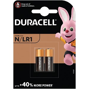 Duracell Security N-cel 1,5V alkaline (2 st)