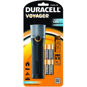 Duracell Voyager Power 4AA 1LED zaklantaarn (155 mtr)