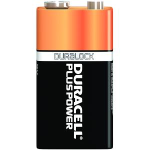 Duracell Plus Power 9V alkaline (12 st)