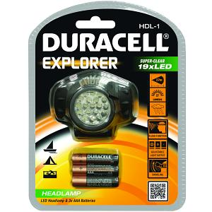 Explorer Headlamp Torch with 19 LED's
