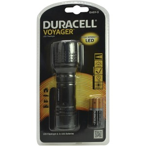 Duracell Voyager Easy-3 Torch