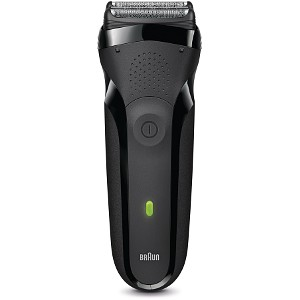 Braun Series 3 300sâ?? Clean and Close Electric Shaver