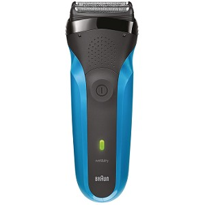 Braun Series 3 310s Rechargeable Wet & Dry Shaver