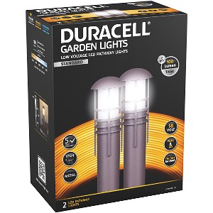 Duracell Low Voltage LED Pathway Lights