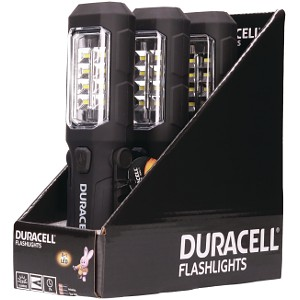 Tray of 3 x Duracell Explorer WKL-1