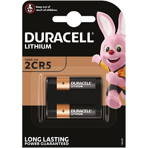 Duracell Ultra M3 Foto 245 / 2CR5 (6V Lithium) 1st.
