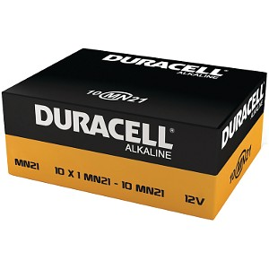Duracell Security MN21 - 12V alkaline (10 st)