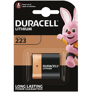 Duracell Ultra M3 Foto (6V Lithium) 1st.