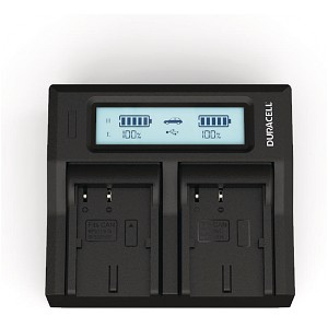 DM-MV100Xi Canon BP-511 Dual Battery Charger