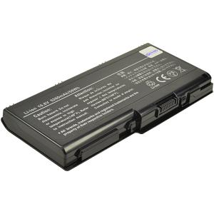 Satellite P500-01R Batterij (6 cellen)