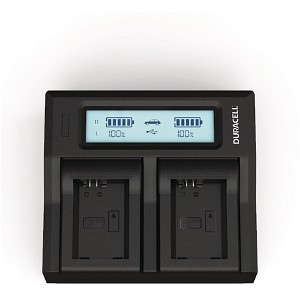 Alpha NEX-5K Sony NPFW50 Dual Battery Charger