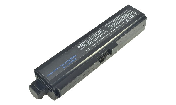 Satellite L750D/031 Batterij (12 cellen)